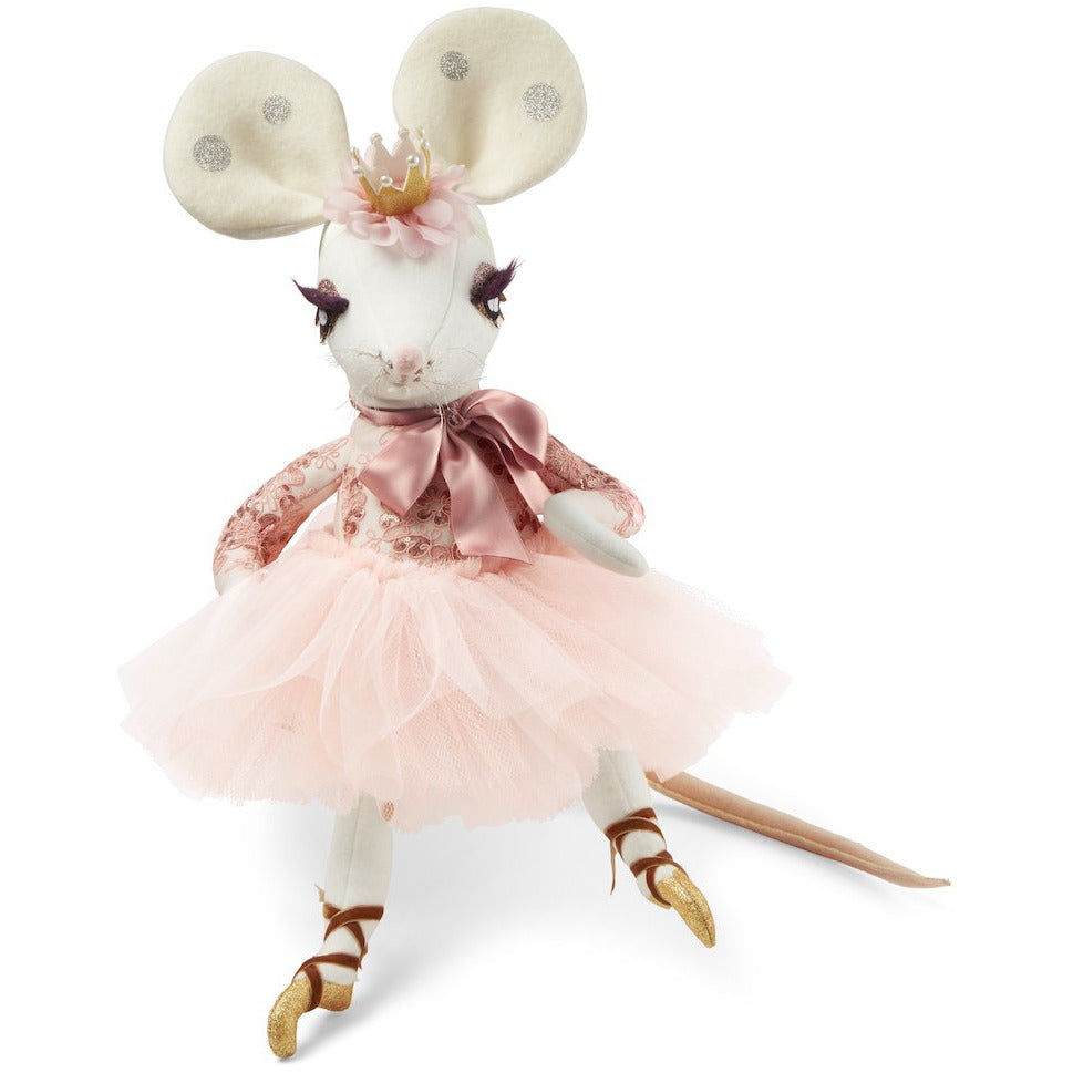 Mint and Mills ?Miss Sugar Plum? Nutcracker Mouse