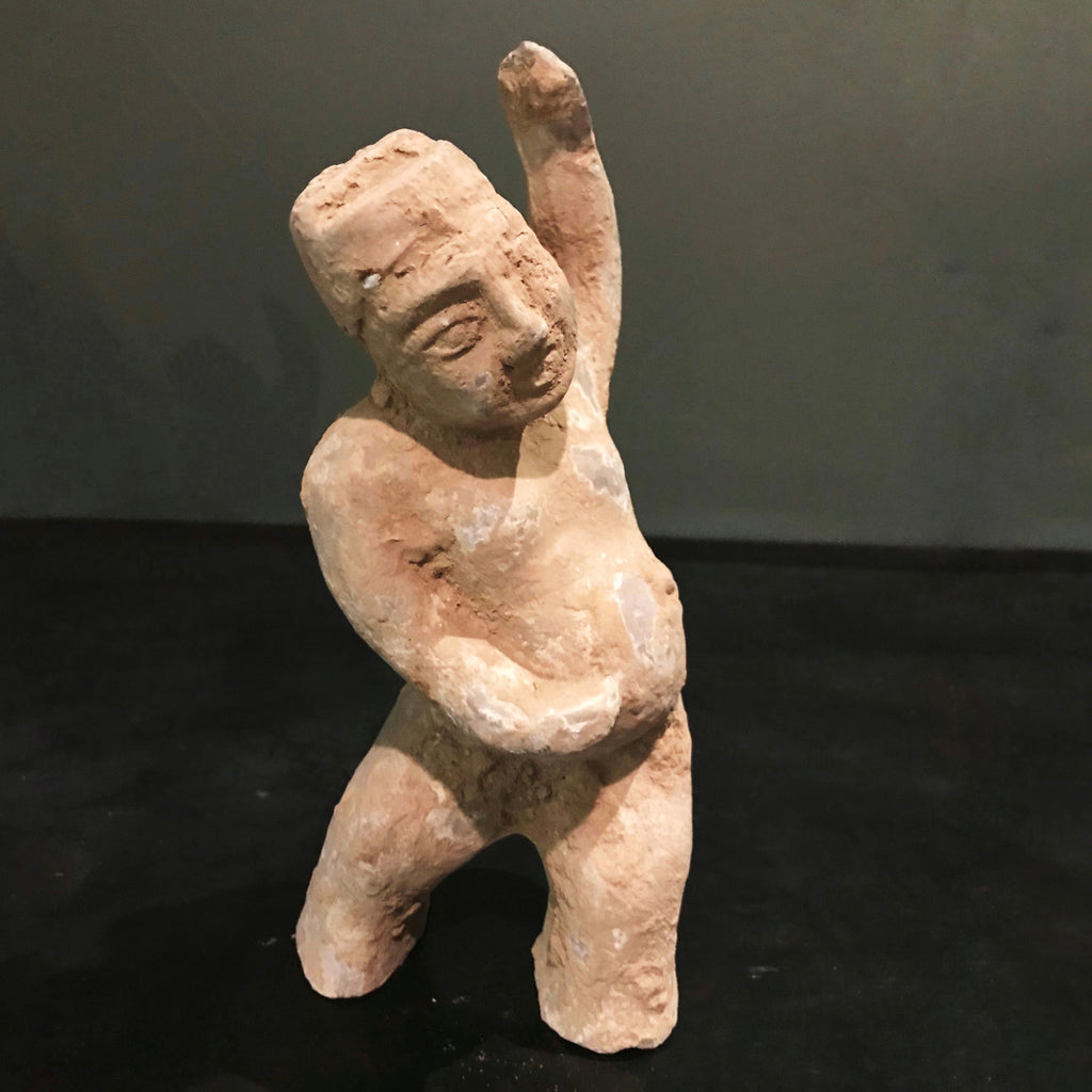 Robert Kuo Antique Figurine, 9 1/2H