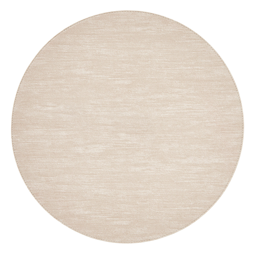 Jeanne Beige-Gray Placemats, Set of 4