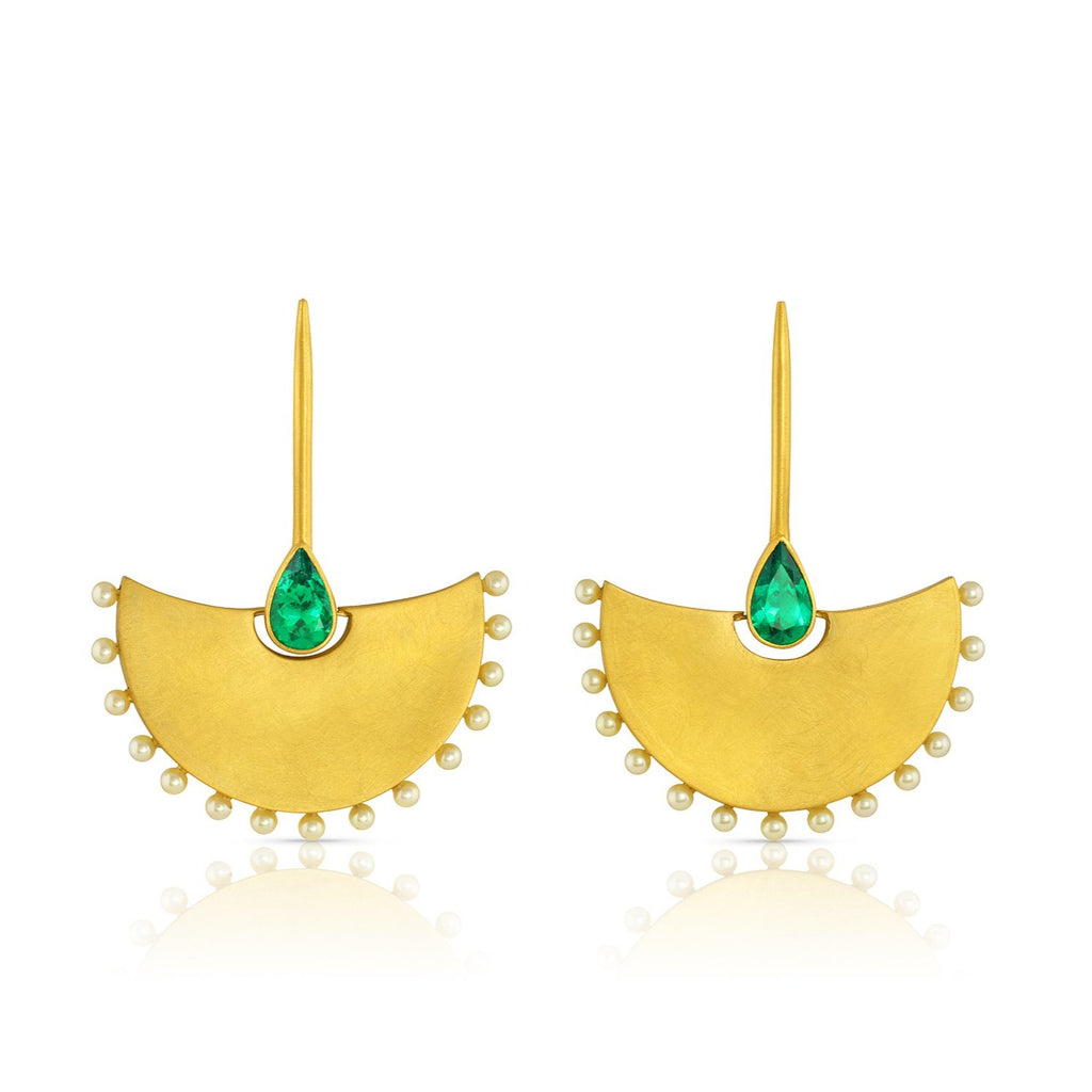 Mochica Earrings
