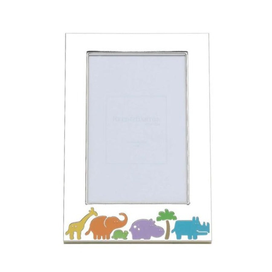 Jungle Parade Picture Frame, 4x6