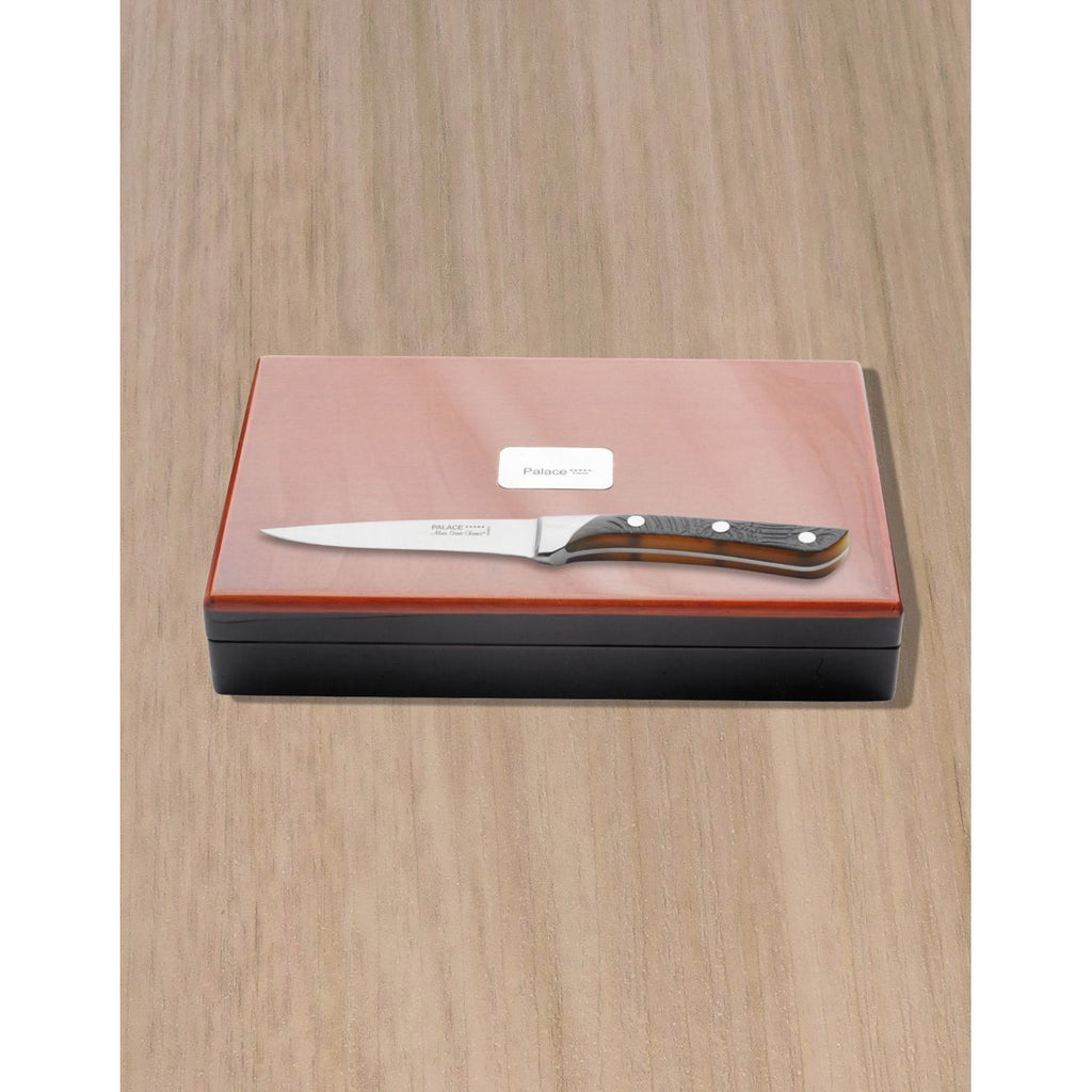Palace Horn Steak Knife Set