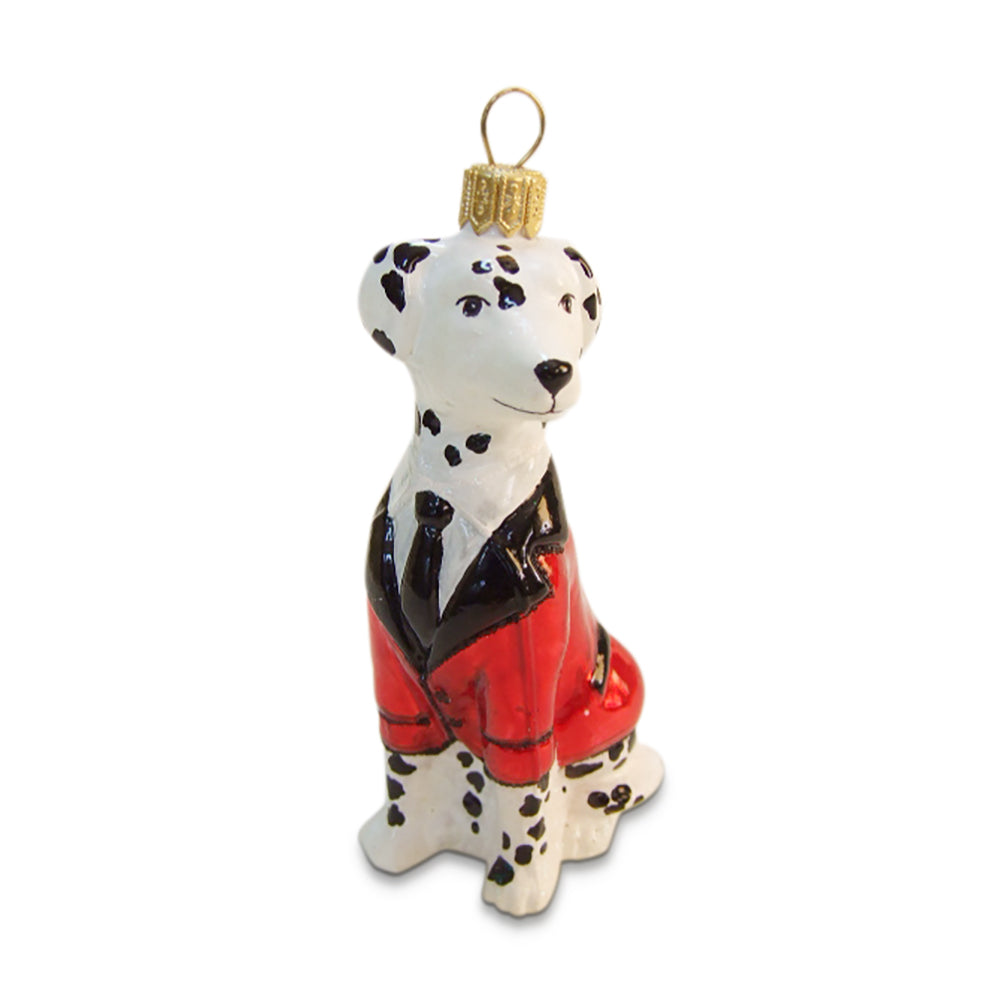 Ringmaster Spot the Dalmatian Ornament