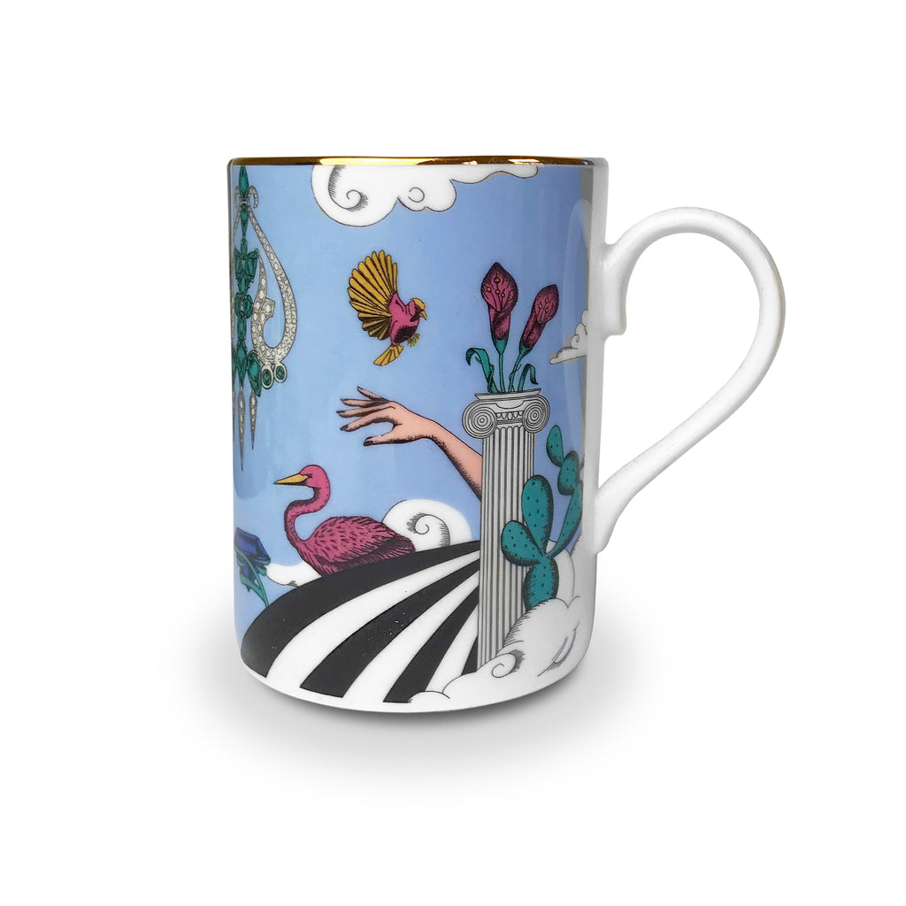 Diamonds of Paradise Mug