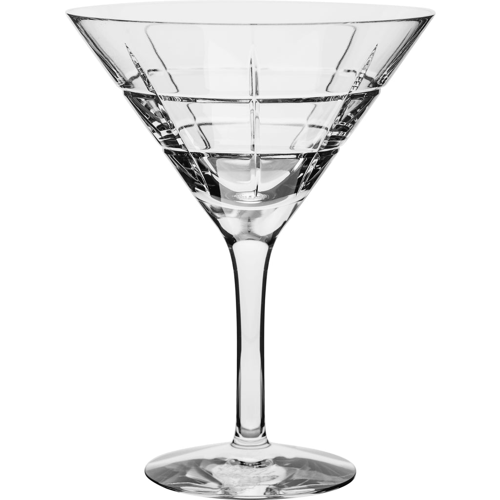 Street Martini Glasses Set of 2