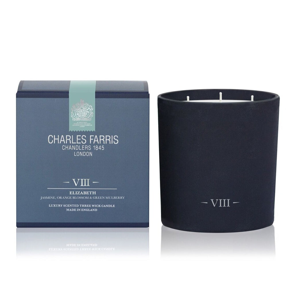 3-Wick Scented Candle