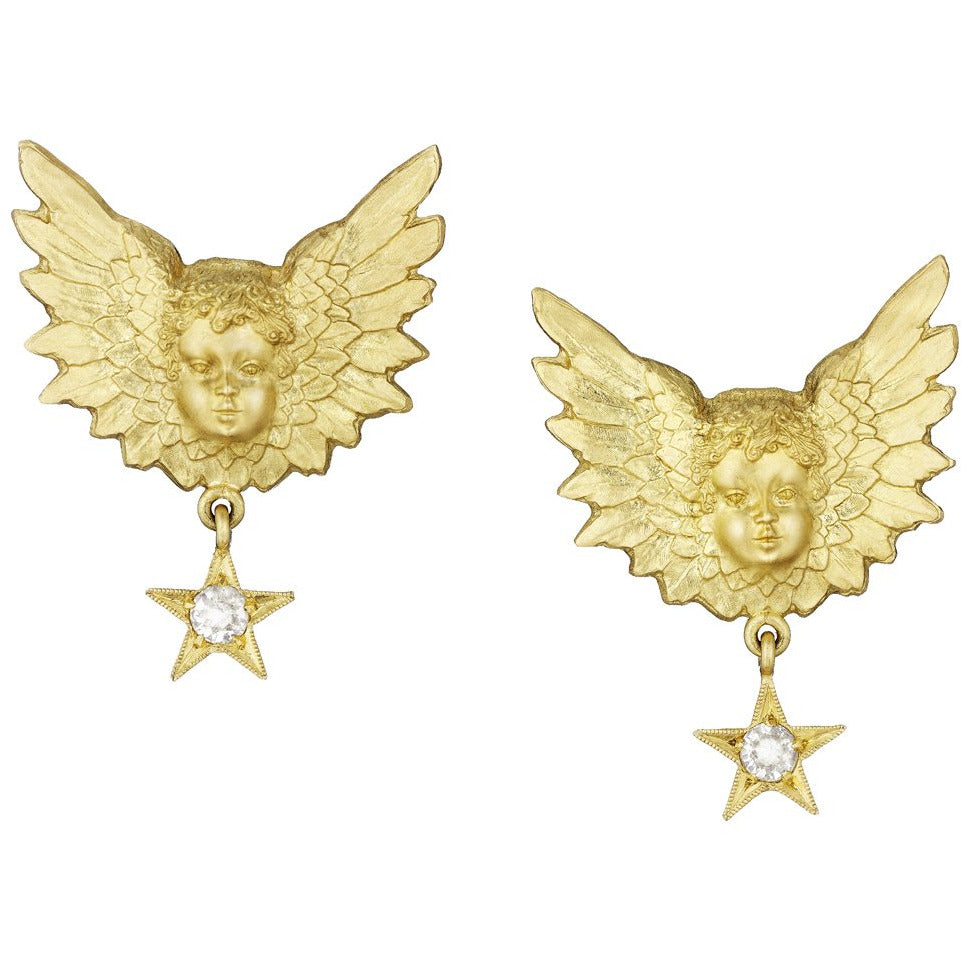 Starstruck Putti Earrings