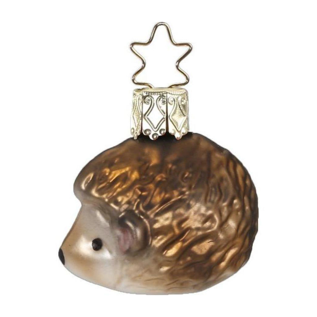 Mini Hedgehog Ornament