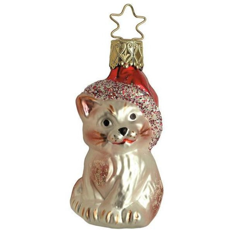 Kringle's Kitty Ornament