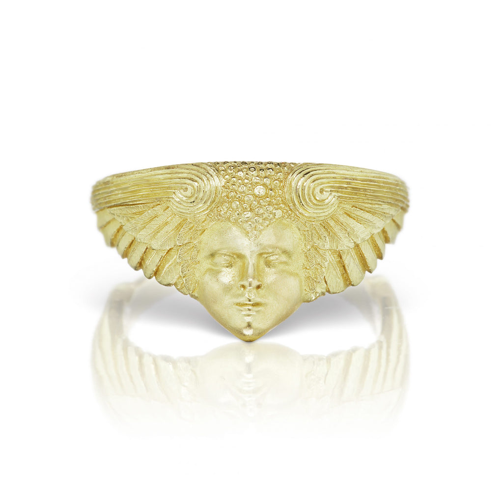 Anthony Lent Morpheus Ring