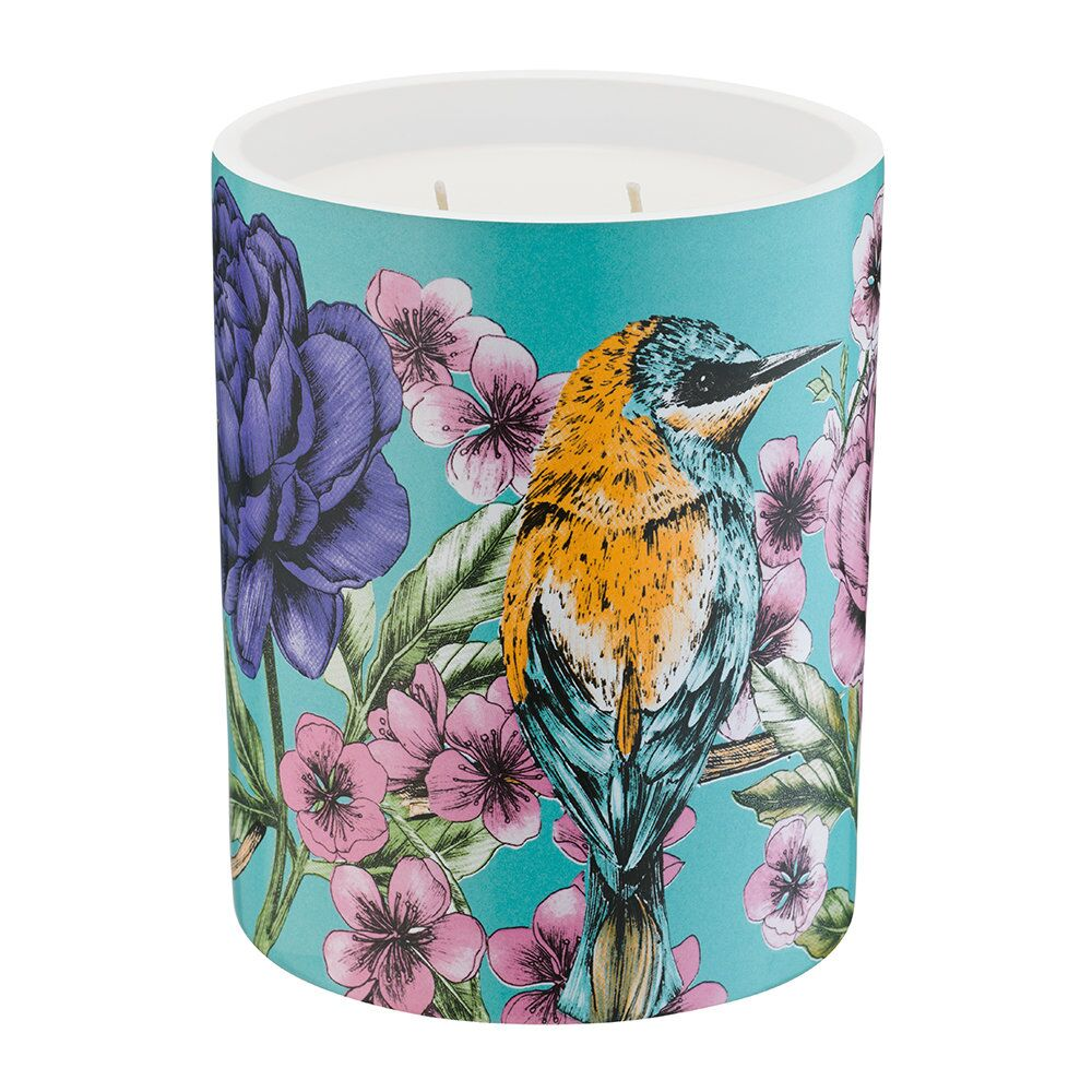 Scented Candle, English Garden