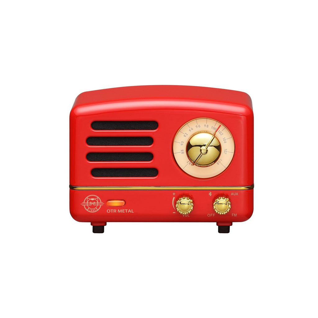 Mini Bluetooth Speaker, Red