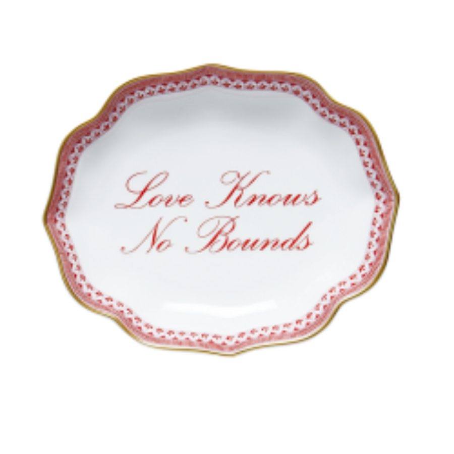 Love Knows No Bounds Tray