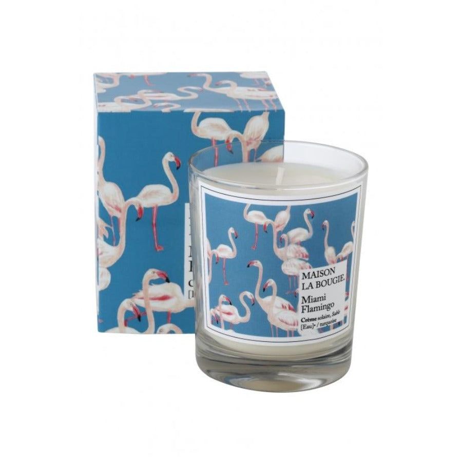 Classic Wallpaper Scented Candle