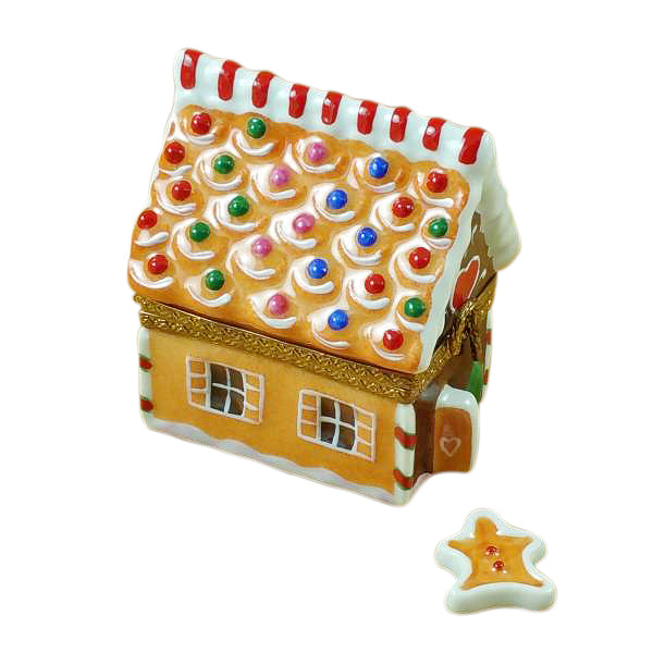 Gingerbread House Limoges