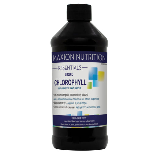 Liquid Chlorophyll - Cleanse and Detoxify
