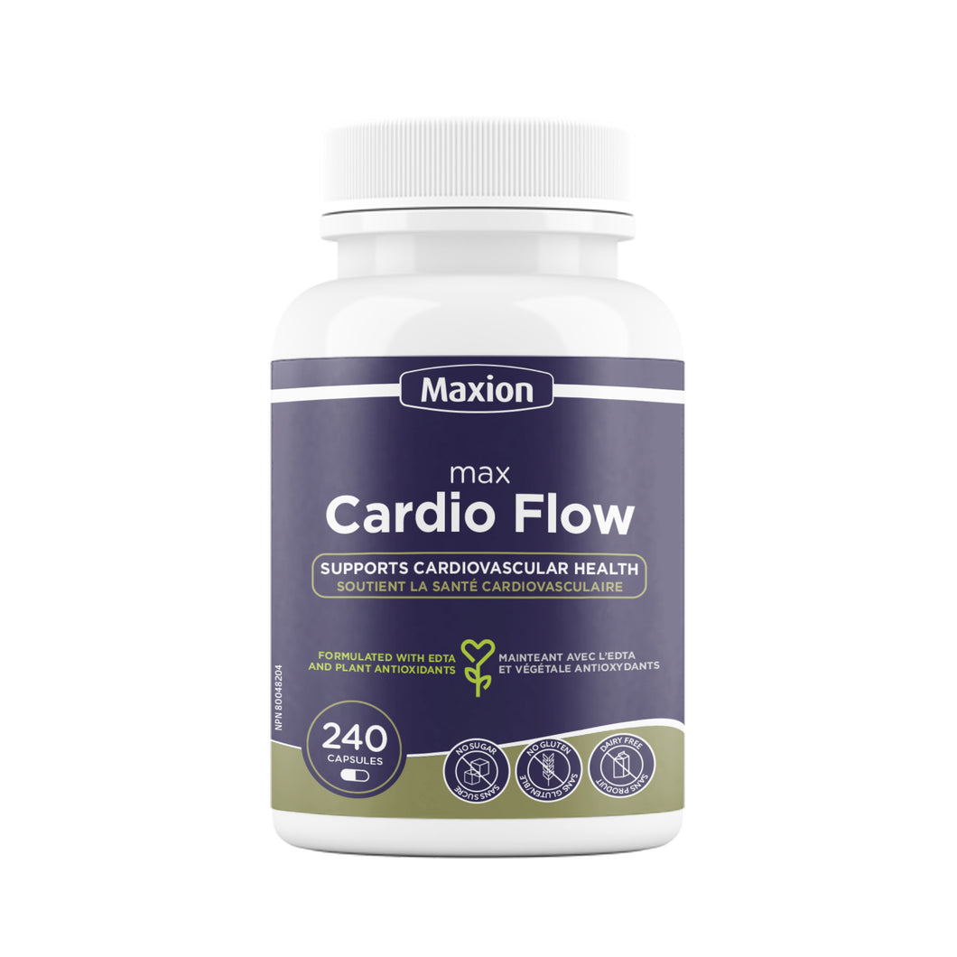 Cardio Flow - Lower LDL and Cholesterol Levels