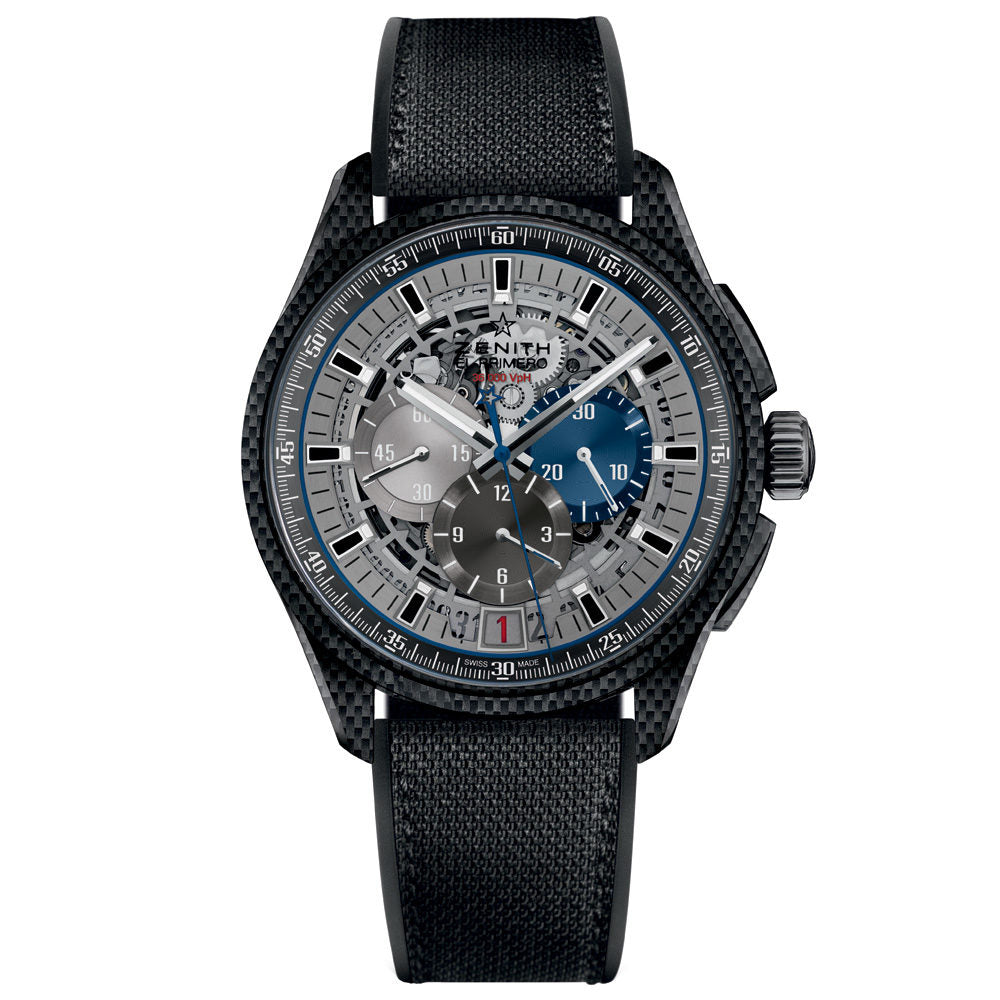 CHRONOMASTER CARBON LIGHTWEIGHT
