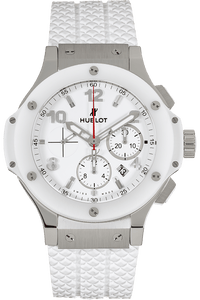 BIG BANG CHRONOGRAPH ST MORITZ STEEL AND CERAMIC 44MM