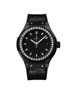 CLASSIC FUSION CERAMIC DIAMOND BEZEL 33MM