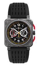 Load image into Gallery viewer, BR03-94 RS18 CHRONOGRAPH TITANIUM