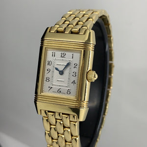 JAEGER LE COULTRE REVERSO DUETTO WOMEN'S WATCH