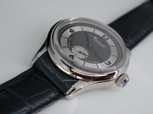 VILLERET 1858 STAINLESS STEEL 41 MM 2003 ERA