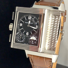 Load image into Gallery viewer, JAEGER LE COULTRE REVERSO GRAND GMT 8 DAYS DUOFACE