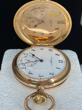 Load image into Gallery viewer, PATEK PHILIPPE 14KRG POCKET WATCH CIR. 1910