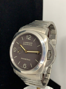 PANERAI LUMINOR MARINA 1950 3 DAYS TITANIUM