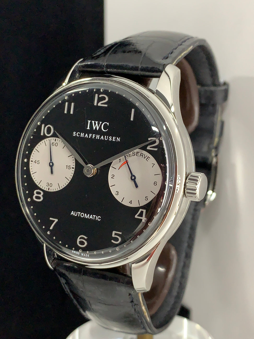 IWC PORTUGIESER 7 DAYS AUTOMATIC