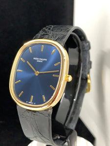 PATEK PHILIPPE GOLDEN ELLIPSE 18K ROSE GOLD