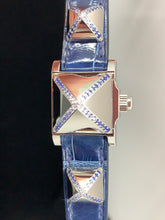 Load image into Gallery viewer, MINI MEDOR SAPPHIRES AND DIAMONDS