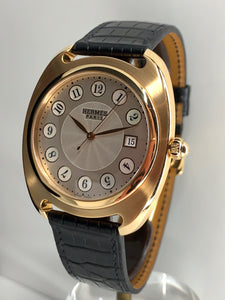 DRESSAGE DATE 18K ROSE GOLD