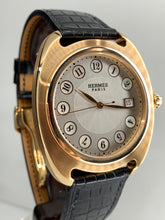 Load image into Gallery viewer, DRESSAGE DATE 18K ROSE GOLD