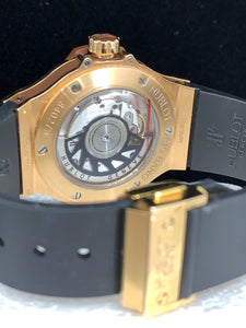 HUBLOT BIG BANG 38 ROSE GOLD CAPPUCCINO