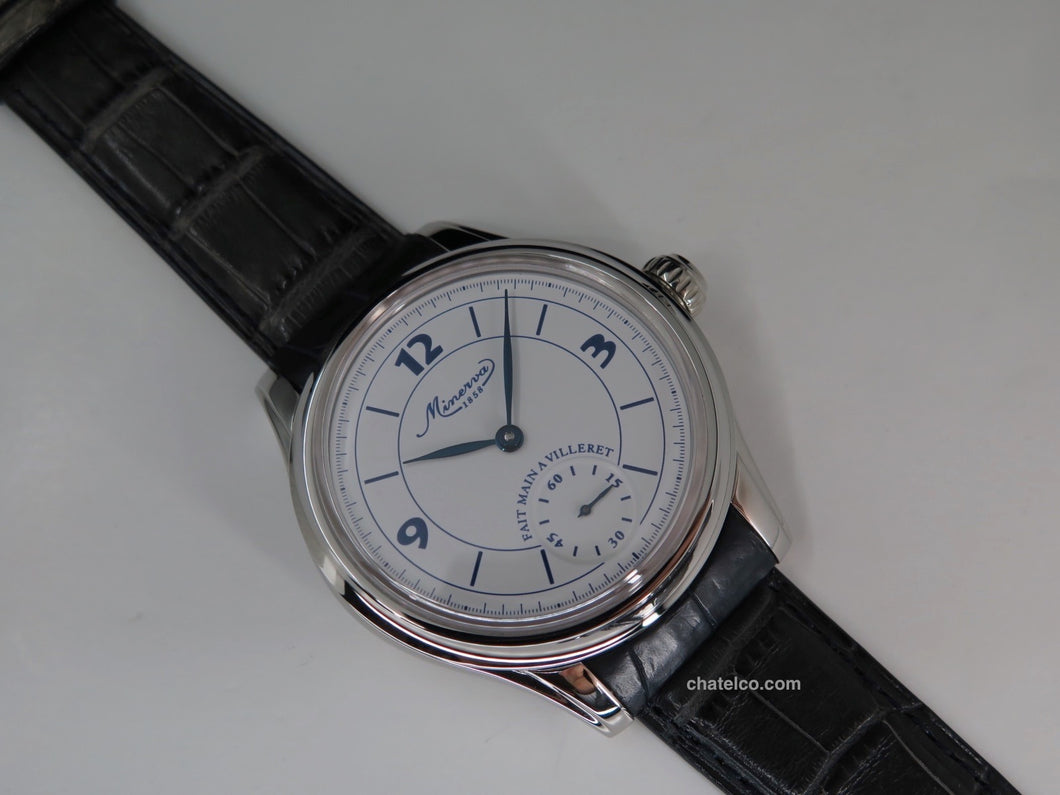 VILLERET 1858 STAINLESS STEEL 46 MM 2003 ERA