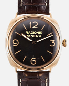 RADIOMIR 3 DAYS 47 MM ROSE GOLD PAM379
