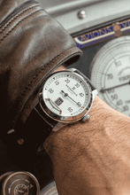 Load image into Gallery viewer, SUPERCHARGED CLASSIC WHITE DIAL