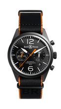 Load image into Gallery viewer, BR126 CARBON ORANGE PVD