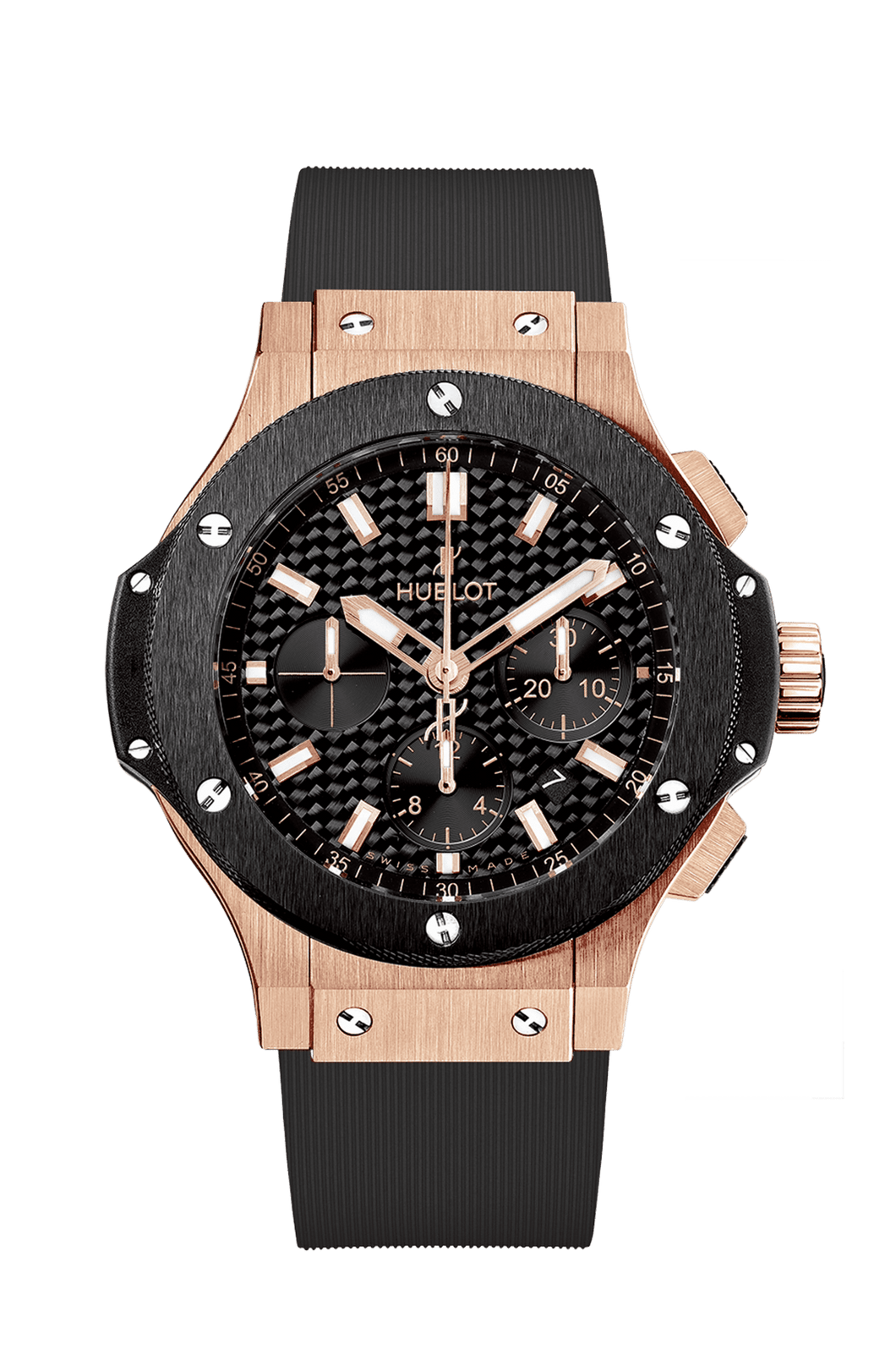 BIG BANG CHRONOGRAPH GOLD CERAMIC 44MM EVO