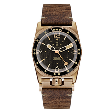 Load image into Gallery viewer, 1964 VINTAGE SPIRIT BRONZE BLACK DIAL