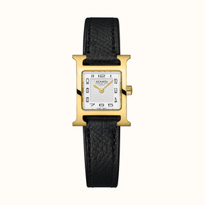HEURE H GOLD PLATED MINI