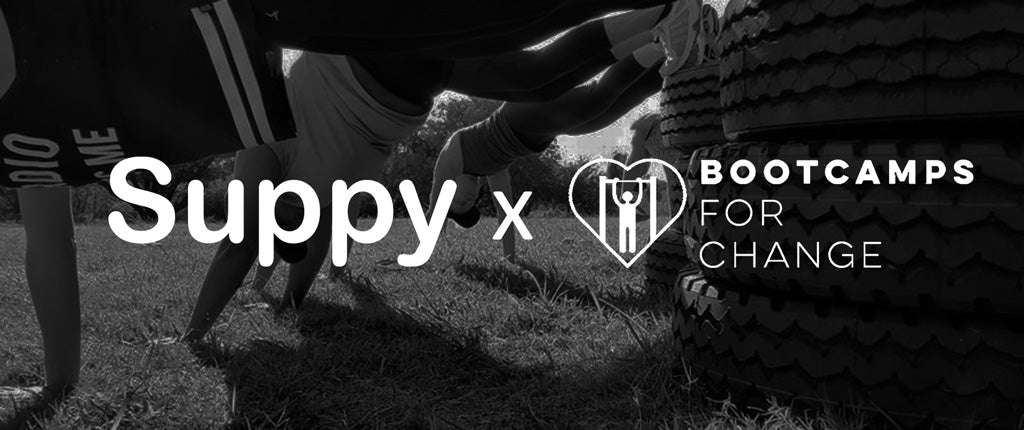 Suppy x Bootcamps for Change