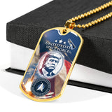 United States Space Force Dog Tag
