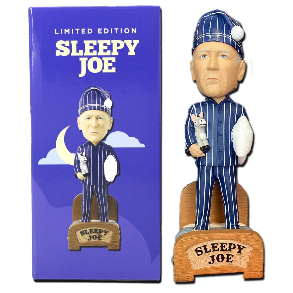 Sleepy Joe Bobblehead - Proud Patriots