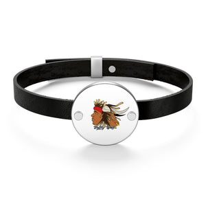 BULLY WHO Leather Bracelet
