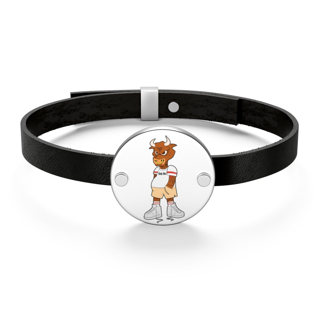 YOUNG BULL Leather Bracelet