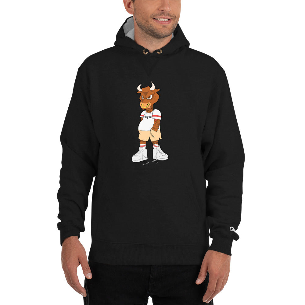 YOUNG BULL Champion Hoodie