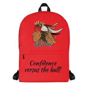 CONFIDENCE VERSUS THE BULL!